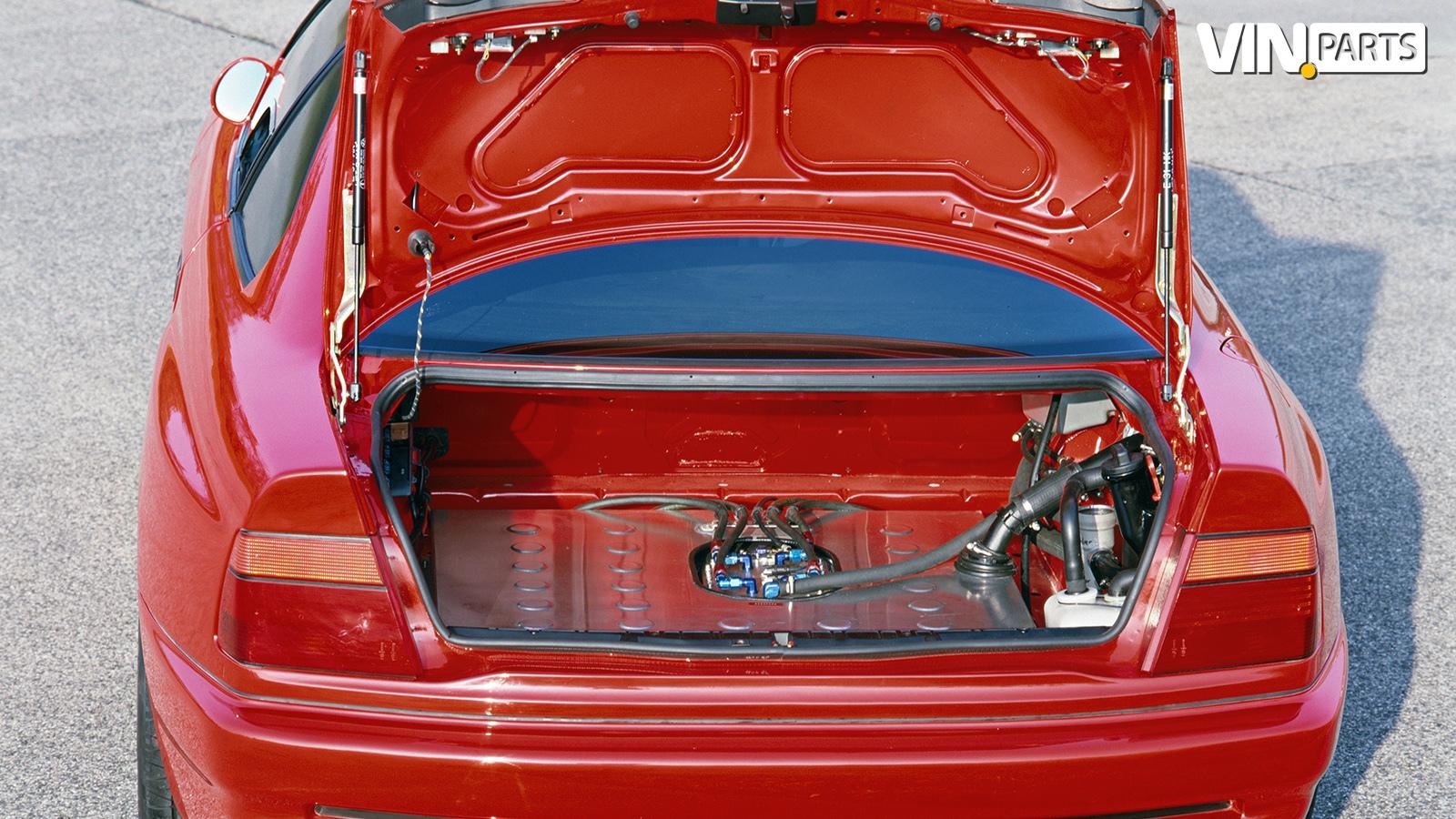BMW M8 E31 prototype