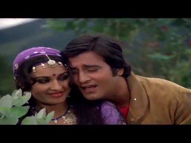 Shathiya Tu Mere Sapno Ka Meet Hai | Best Romantic Song | Reena Roy, Vinod Khanna,(INSAAN Movie)