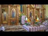 Перше причастя дітей УГКЦ Святого Миколая смт. Шкло - частина 2