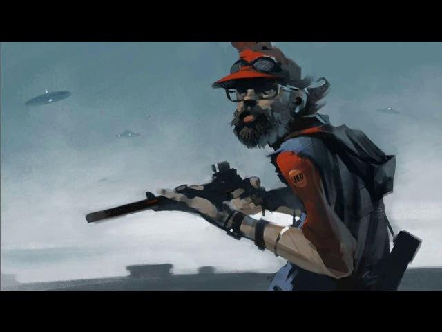 Peleng 70min sketch UFO Hunter (HD)
