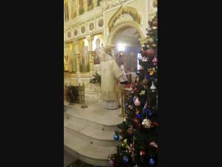 Проповедь митрополита Павла