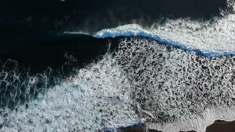 Тихий океан и рассвет на Мишенной сопке.