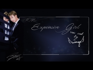 [RUS SUB] [РУС САБ] RM - Expensive Girl