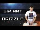 SIM ART - Drizzle (Dubstep Drum Pads Guru)