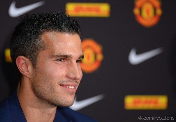РВП: Горжусь тем, что я игрок «Юнайтед»!