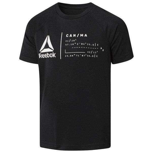Спортивная футболка для мальчиков Workout Ready