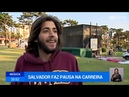 Salvador Sobral - 'Casino do Estoril' Interview 08-09-2017 [Portuguese]
