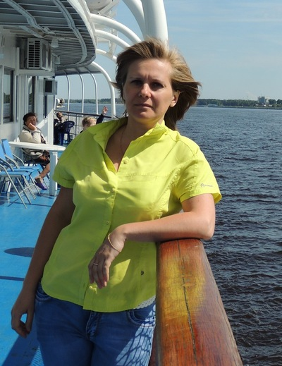 Светлана Паршакова, 9 августа 1978, Пермь, id215966620