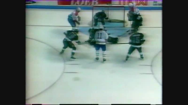 1993.06.01 НХЛ93, Кубок Стэнли, финал, матч 1 Montreal Canadiens - Los Angeles Kings