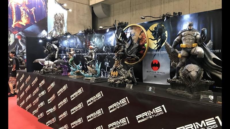 Full Prime 1 Booth Tour at Summer Wonderfest 2018