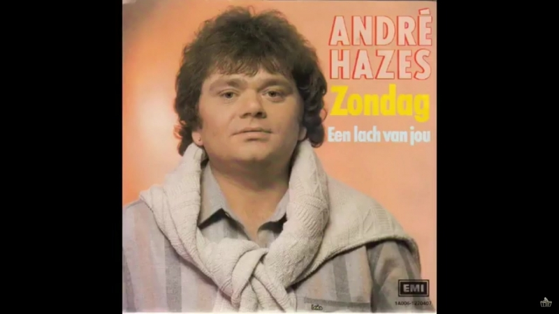 André Hazes - Zondag (Om N Uur Of Tien) (Swiftness 01.25 Version Edit.) By EMI Records INC. LTD.