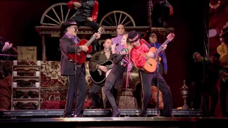 Madonna La Isla Bonita Sticky Sweet Tour HD 1080p