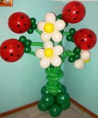 оформление детских праздников шариками юбилеев дней рождений свадеб -: мир праздника.