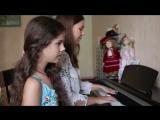 Сёстры Анастасия и Елена - Немного Нервно Сердце маленькой девочки (кавер)