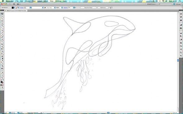 Как сделать прозрачной картинку в иллюстраторе - Регионмонтажэнерго