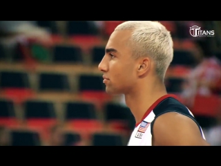 Top 20 Powerful Spikes by Benjamin Patch - FIVB Volleyball World League 2017
