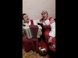 До свидания, лето! Лиечка Брагина и Екатерина Сенникова на юбилее Владимира Егошина