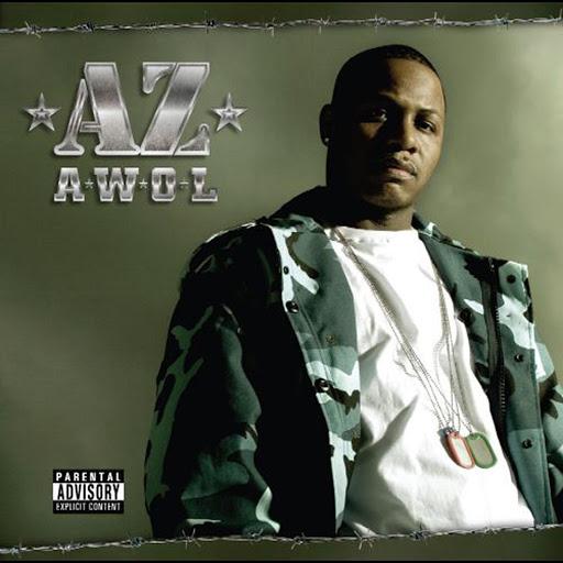 AZ альбом A.W.O.L.