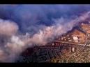 Лесные пожары в Калифорнии уничтожили целый город. Forest fires in California.