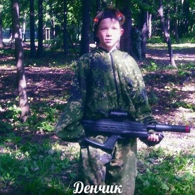 Денис Спасов, 7 августа , Ульяновск, id148872055
