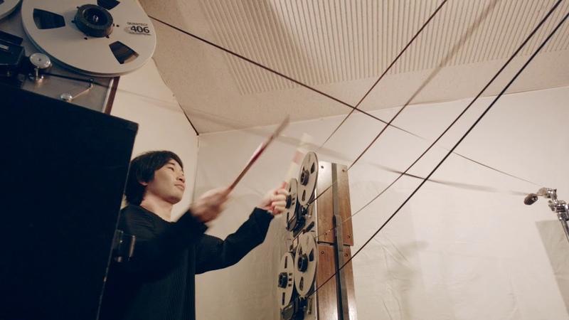 テープタップ奏法 | Tape Tapping - Open Reel Ensemble