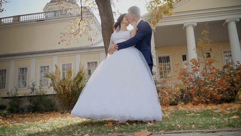 Свадебный клип Никита Ирина Николаев Marriage video видео оператор на свадьбу