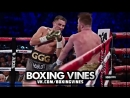 GGG vs Canelo (by Sokolov) (Boxing Vines)
