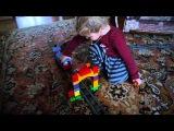 lego duplo 10507 железная дорога Лего мой первый поезд
