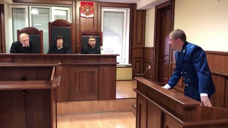 Как Саратовские ГАИшники БЛЕЯЛИ в суде ........