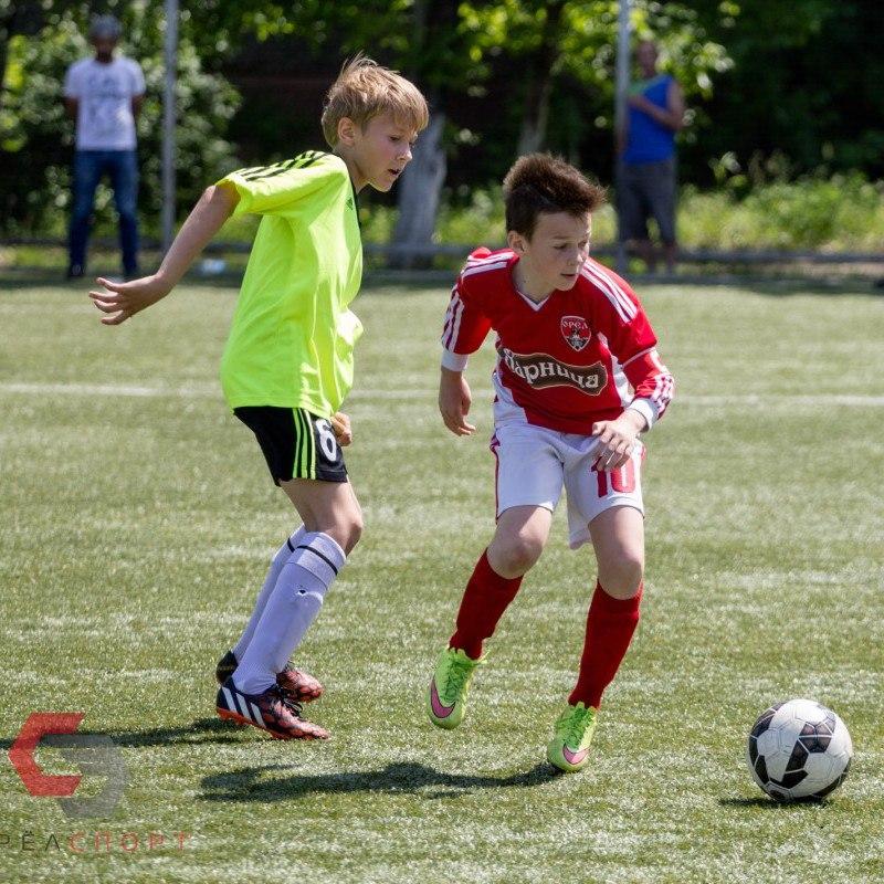 Футболисты «Севера» выиграли региональный этап фестиваля «Локобол-2016»