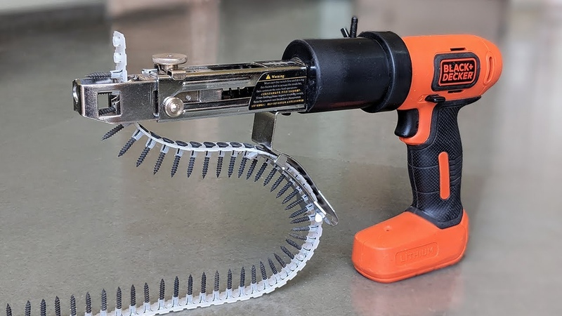5 Amazing Drill / Angle Grinder Attachments