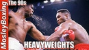 Lennox LEWIS vs Tyrell BIGGS | HEAVYWEIGHTS Of The 90s