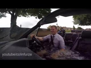 Парень создал управляемую горячую ванну, которая могла бы сделать трафик приятны