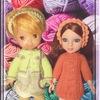 Вязание для кукол от Ameli