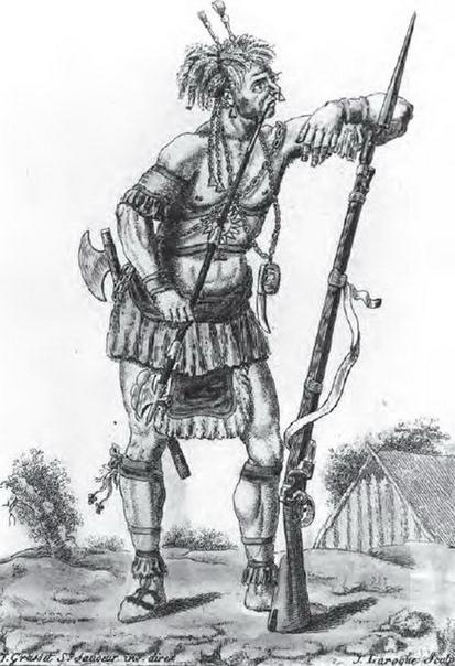 Кровь на тропе Источник - В XVII веке в Северной Америке вспыхнула серия конфликтов, вошедших в историю под именем Бобровых войн. Европейцы столкнулись с совершенно новым для себя видом войны,