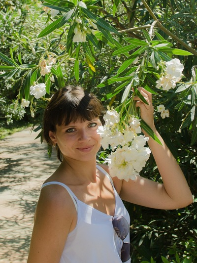 Екатерина Цыганок, 27 февраля 1989, Новосибирск, id10573649