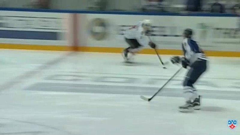 Моменты из матчей КХЛ сезона 14/15 • Лучшие моменты первого периода 02.12
