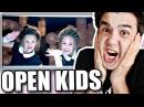 Реакция на Open Kids - Stop People