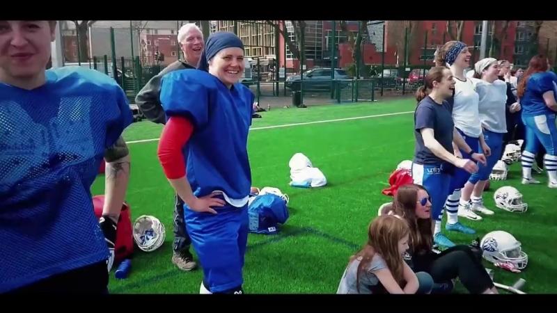 Birmingham Lions Women's American Football Team