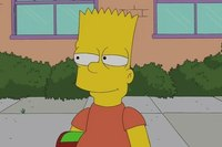 Барт Симпсон, Москва - фото №3
