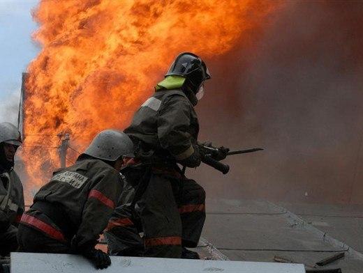 Вчера в пригороде Таганроге сгорели два жилых дома