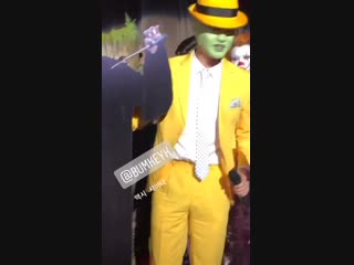 [fancam] 31.10.2018 onew (shinee) - sm halloween party
