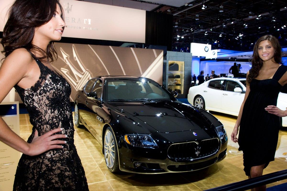 Maserati girls 2013