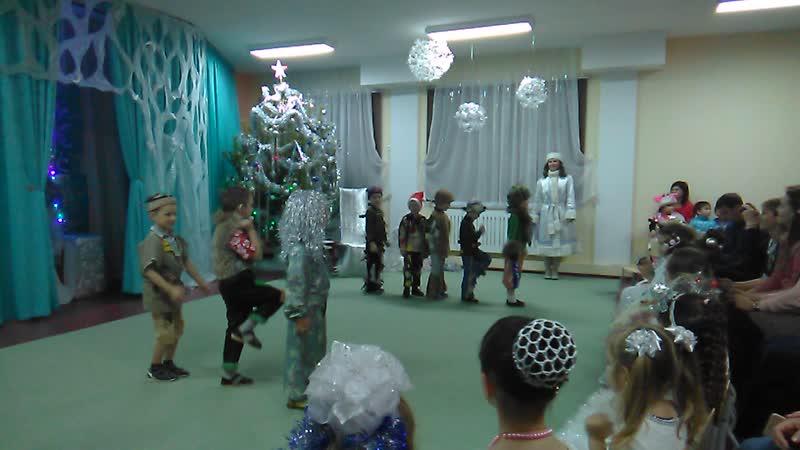 Танец Лешиков