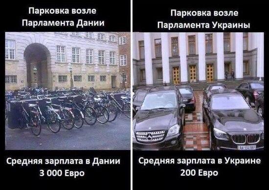 На автопарк Кабмина в 2016 году ушло почти 33 млн грн бюджетных средств - Цензор.НЕТ 2606