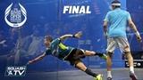 Squash Mo.ElShorbagy vs Rodriguez - Allam British Open 2018 - Final