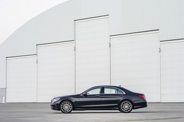 Mercedes S 2014