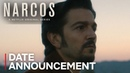 Narcos: Mexico | Date Announcement [HD] | Netflix