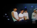 180810 The ElyXiOn dot in Macau Day 1 - Kyungsoo, Chanyeol & Kai