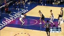 Ben Simmons goes Off the Glass and pass to Markelle Fultz